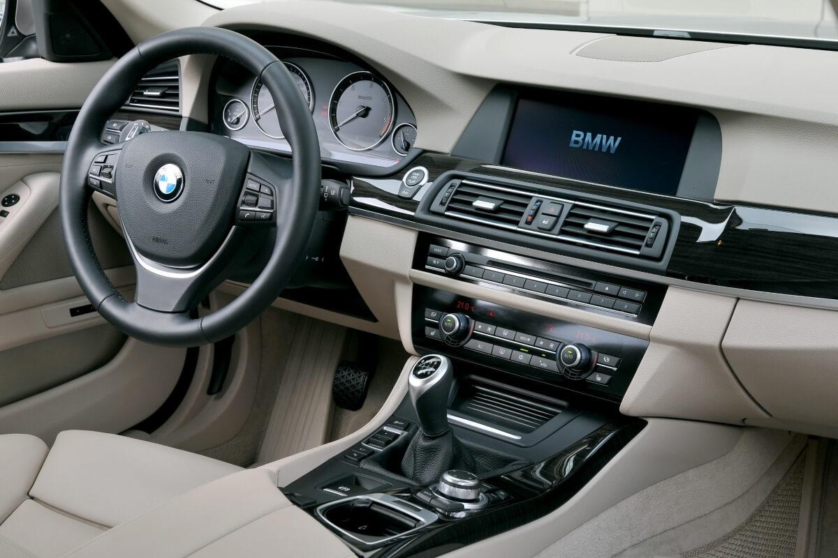 Hidden BMW iDrive Features