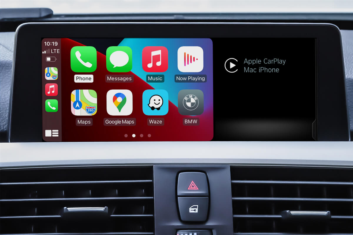 BMW Apple CarPlay Activation