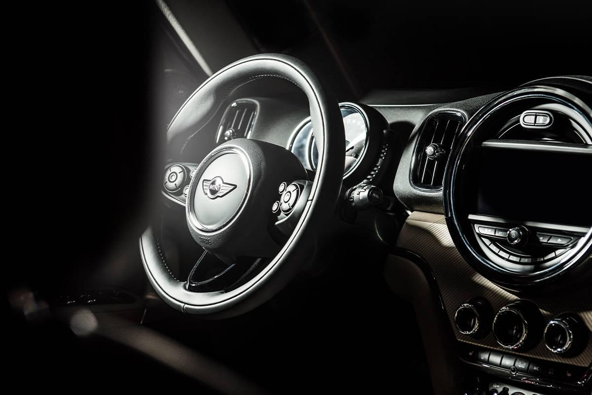 CarPlay in MINI Cooper