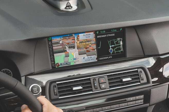 Basic BMW Navigation Systems: CHAMP2, ENTRY, ENTRYNAV & ENAVEVO