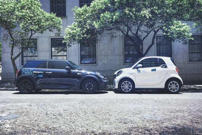 BMW and Daimler Teaming Up to Tackle Uber