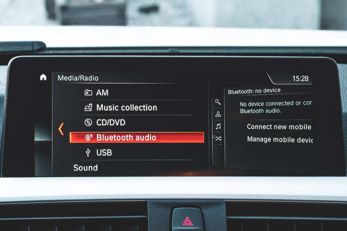 BMW Enhanced Bluetooth / USB Activation