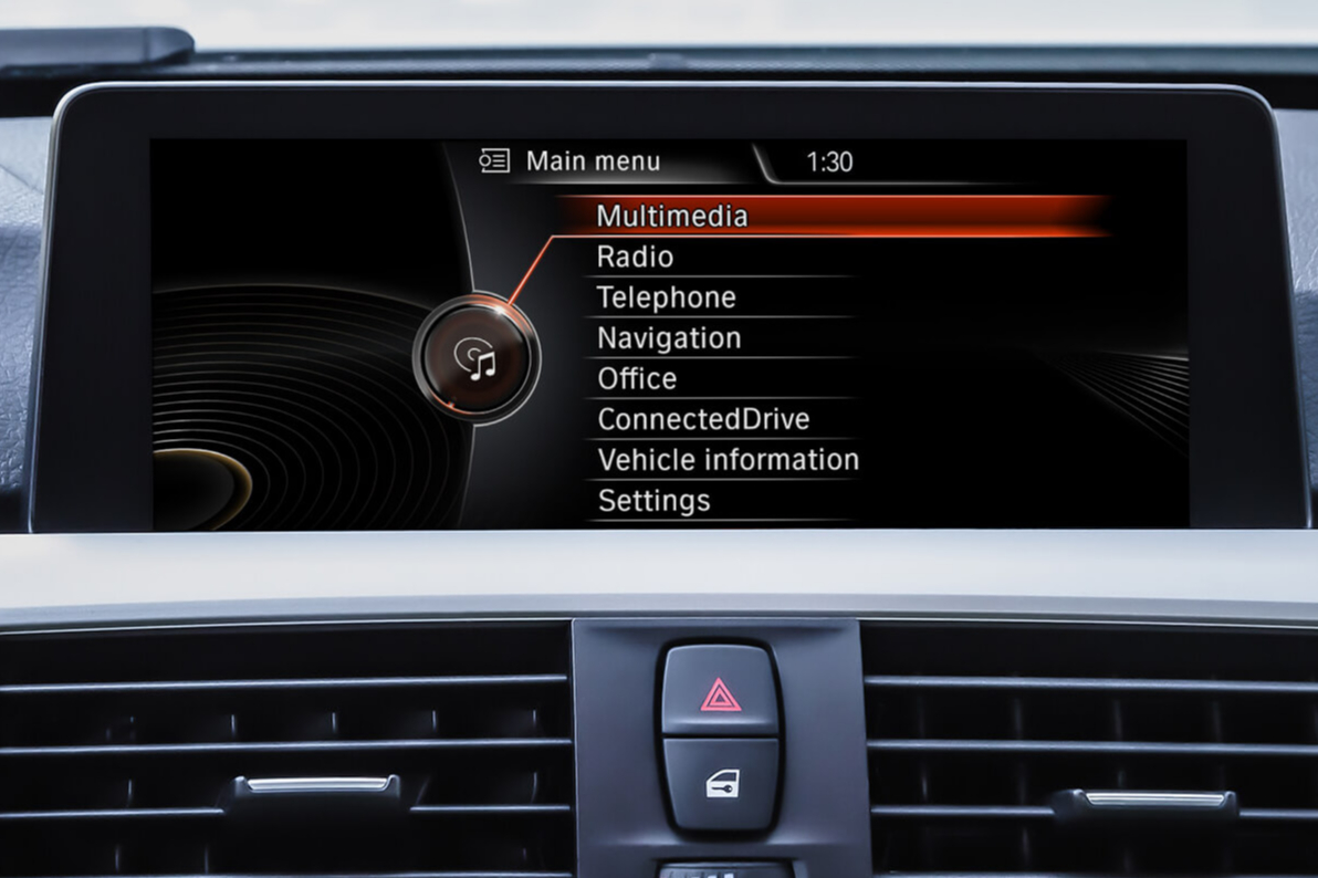 VividScreen - iDrive Display for BMW