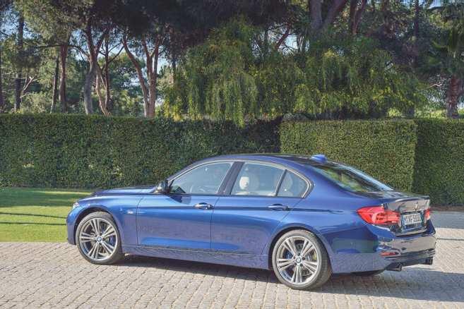 BMW F30 models speaker and subwoofer upgrade