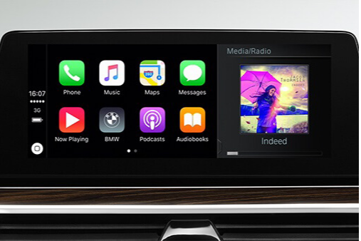 Apple's Carplay and Google's Android Auto