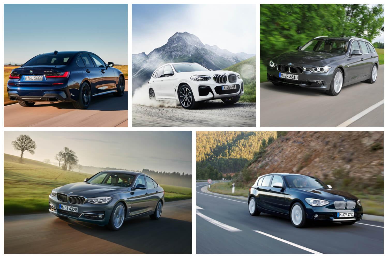 How to identify BMW model?
