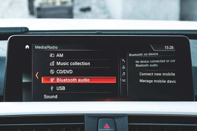 BMW Enhanced Bluetooth