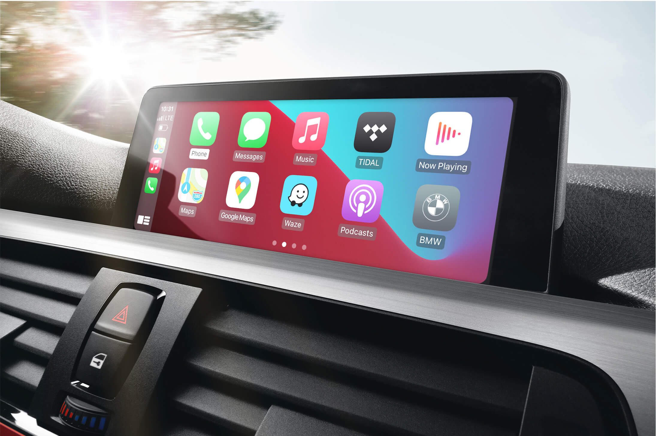 CarPlay MMI Prime