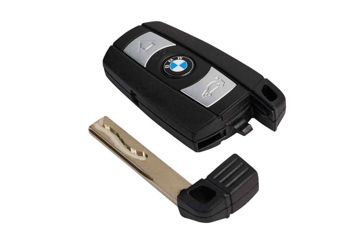 BMW Key Fob Replacement