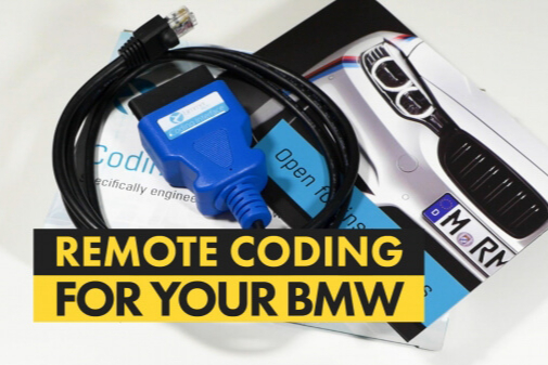 remote coding for BMW
