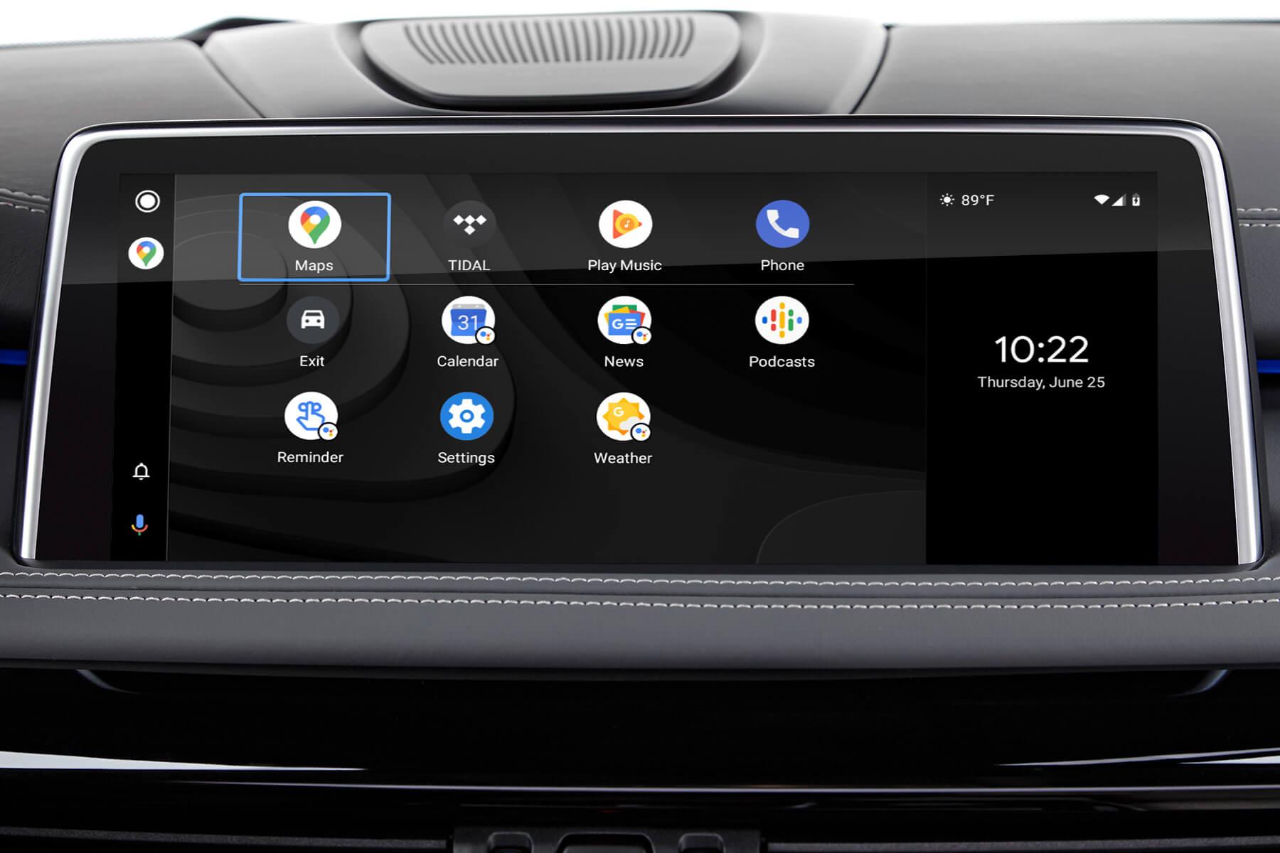 BimmerTech's Android auto MMI Prime