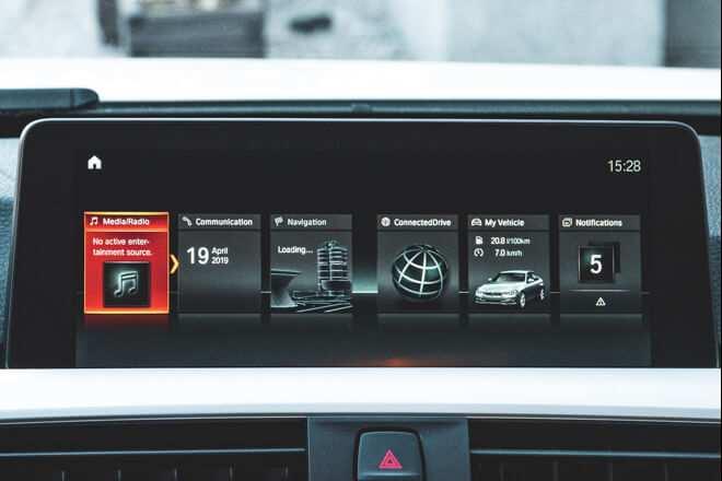 BMW NBT Evo ID5/ID6 iDrive