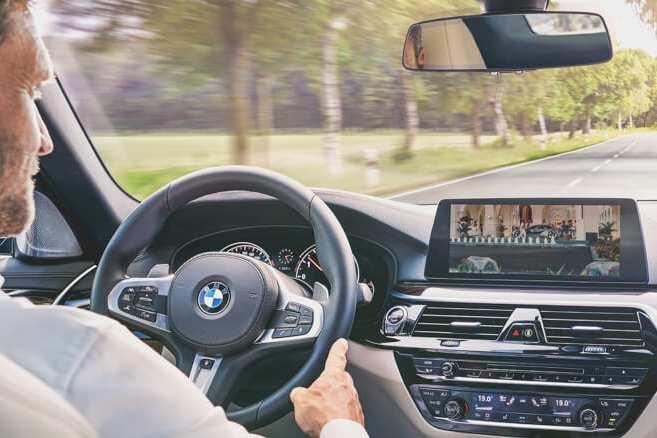 BMW DVD in motion unlocking