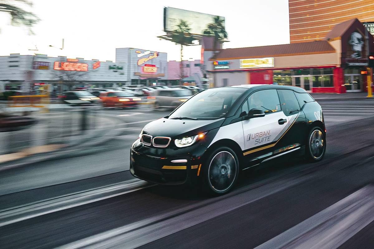 How does the BMW i3 range extender work?