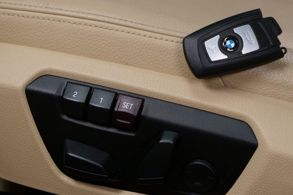 Key fob driver profiles for BMW