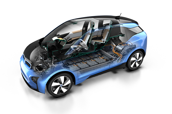 BMW i3 REx Coding