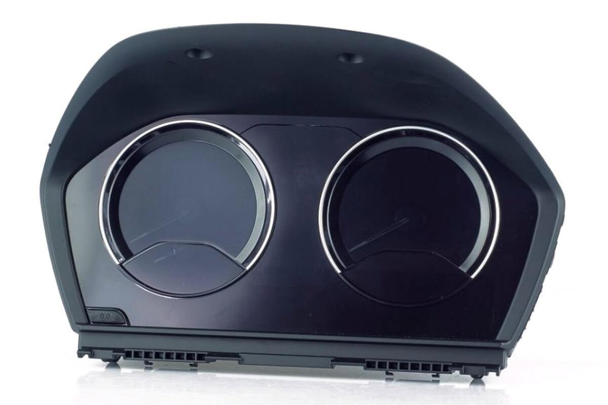 BMW 6WA instrument cluster