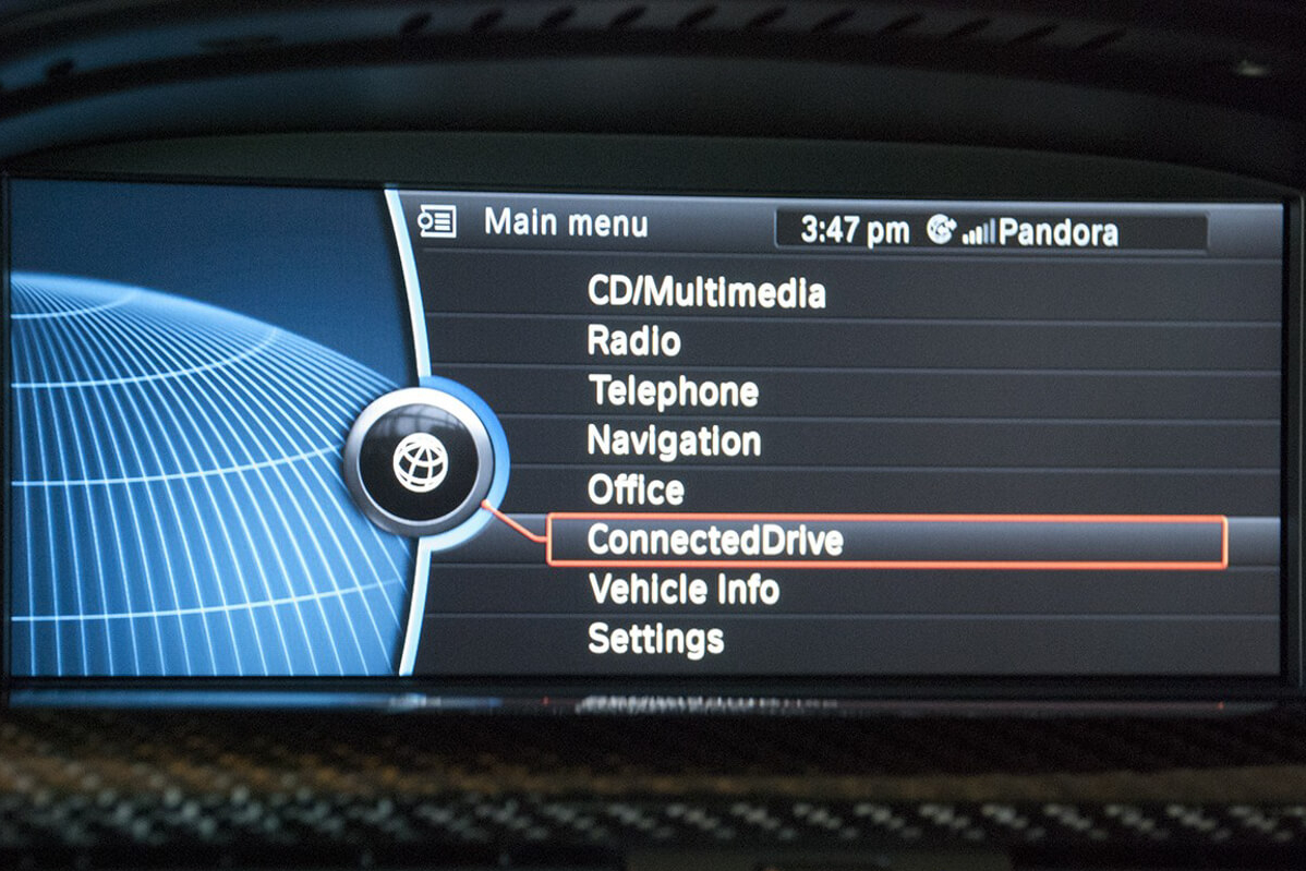 Which iDrive do I have?