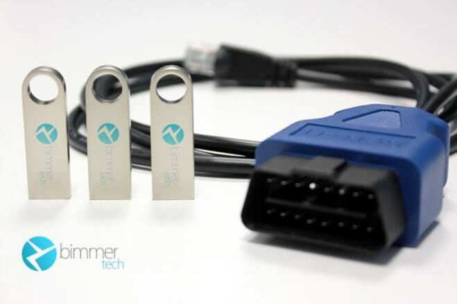 BMW iDrive usb and cable coding: what, why and how
