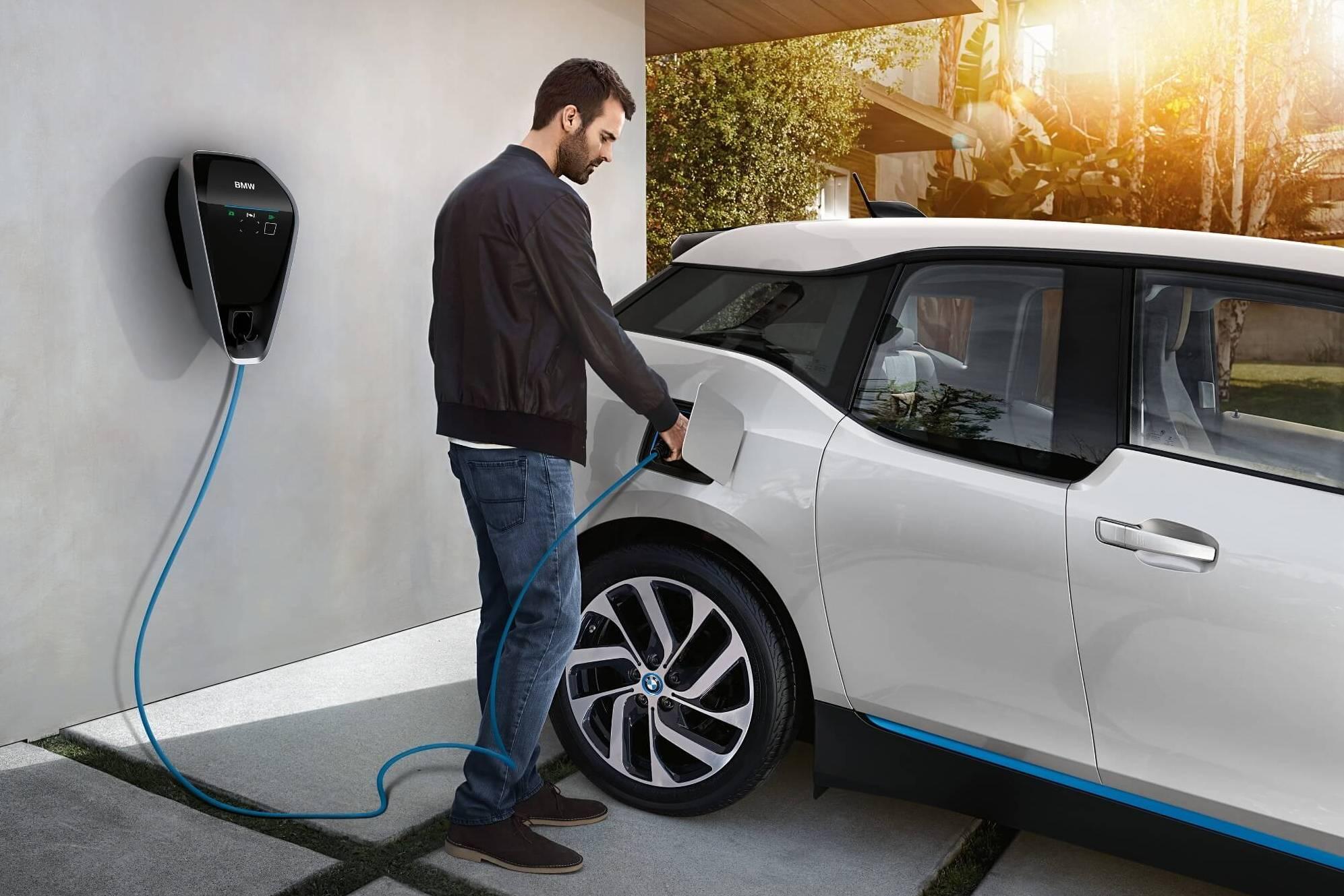 Using the BMW i3 REx gas engine