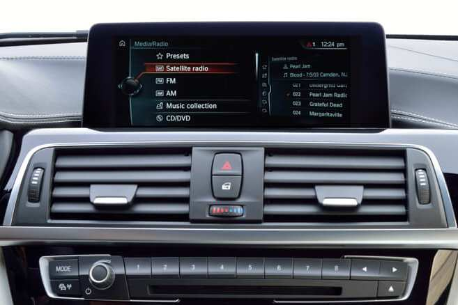 siriusxm in BMW